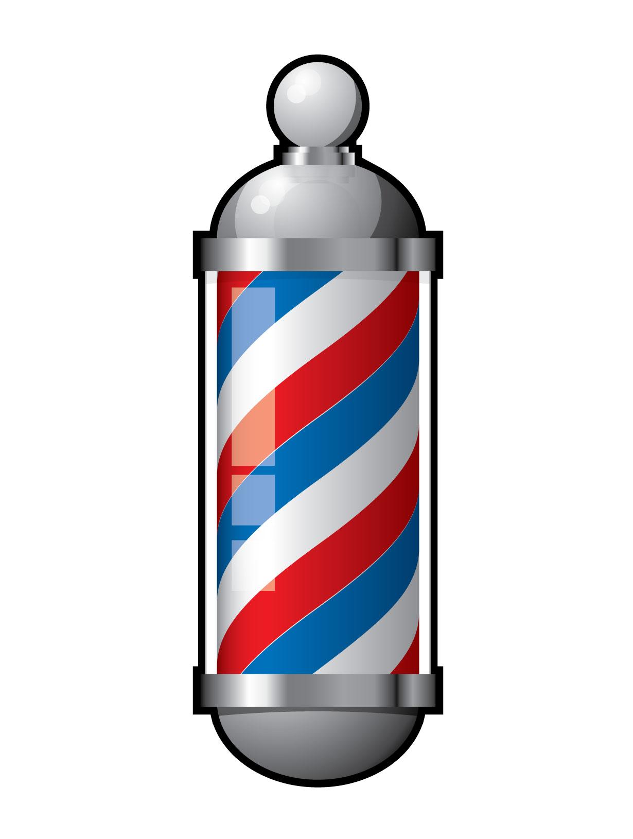 Barber Parlor : Barber Shop Cabinet
