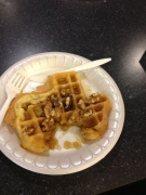 What Texas-waffle DID look like.