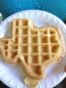 What Texas-waffle SHOULD look like.