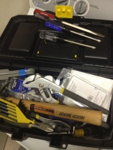 Some of the other basic tools in my box.