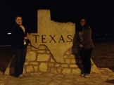 Welcome (back) to Texas!