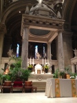 Another shot of the sanctuary.
