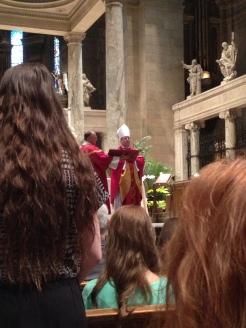 The bishop.