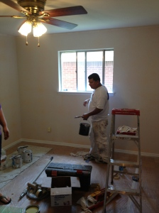 Esperanto Espiritu!  Best housepainter ever!