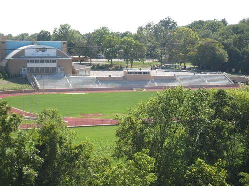 football track