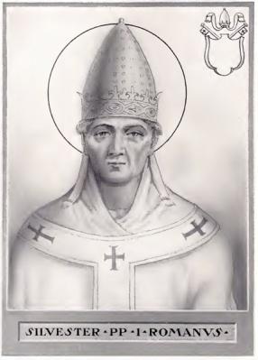 Pope_Sylvester_I