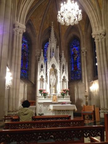 basilica chapel